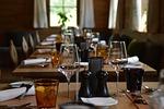 table, bar, restaurant