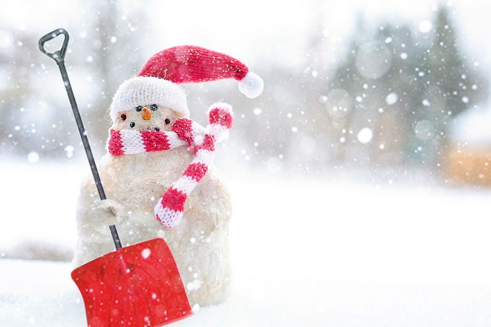 Winter Christmas Snow · Free Photo On Pixabay