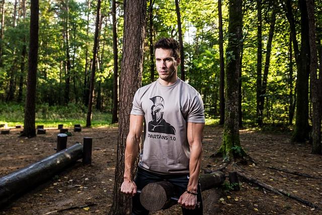 木材, アウトドア, ツリー, 自然, 人, 男, 大人, 男性, 仕事, 顔, ライフスタイル, 若いです
