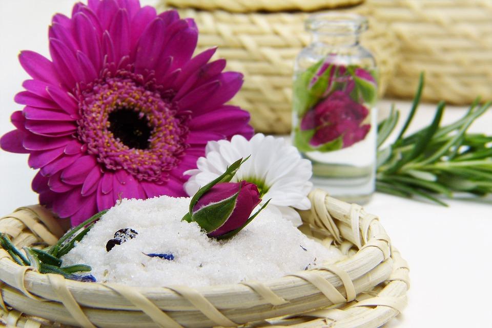 Fiore, Natura, Impianto, Deco, Fresco, Terapia
