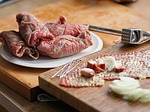 roulades, beef, meat