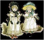 children, vintage, victorian
