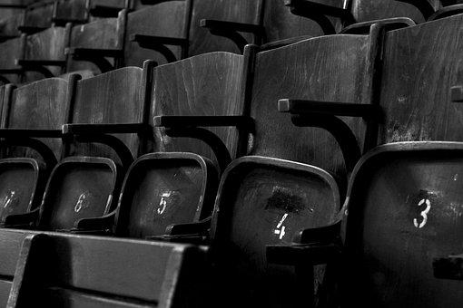 Viewer, Vacuum, Stadium, Harrows, Chair