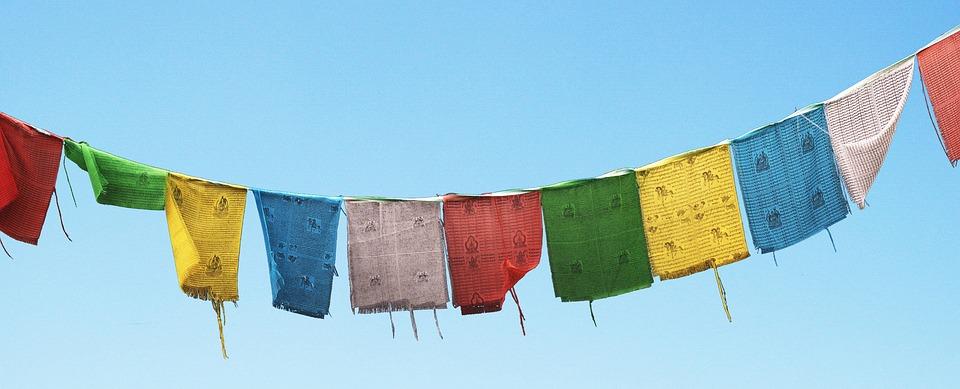 Afbeeldingsresultaat voor gebedsvlaggen boeddhisme