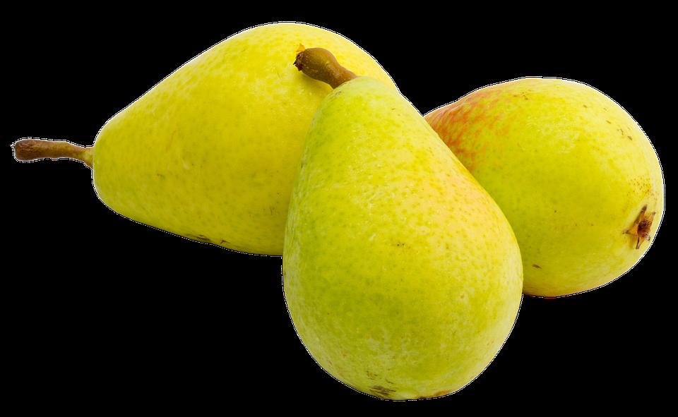 Peras, Frutas, Plano De Fundo, Deus O Abençoe