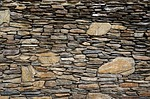 stone, wall, old