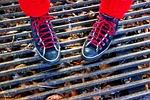 feet, shoe, sneaker
