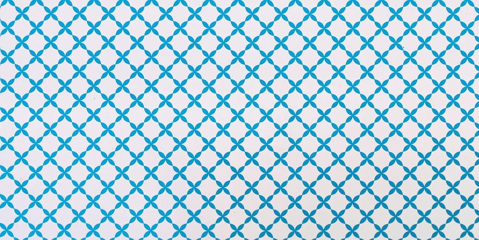 Background Pattern Blue White