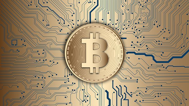 Bitcoin, Currency, Technology, Money