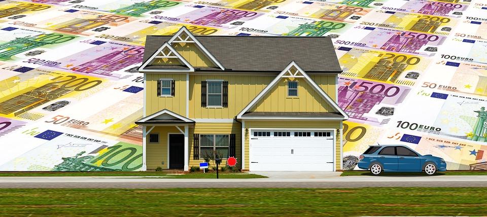 Finanzierung Hausbau Haus Kostenloses Foto Auf Pixabay