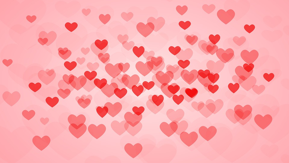 heart shape background free image on pixabay