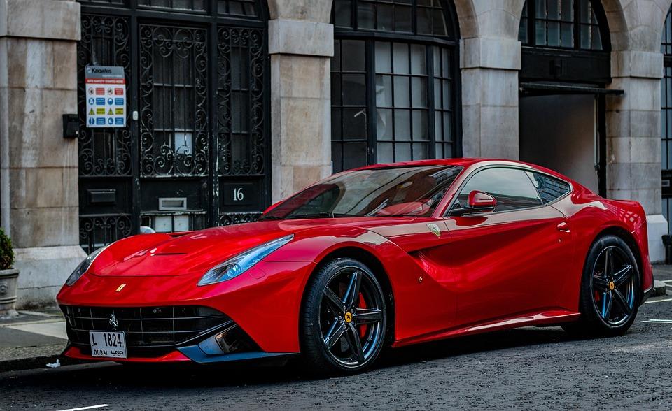 Ferrari F12 Berlinetta · Free photo on Pixabay