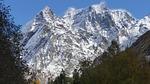 mountain, nature, snow