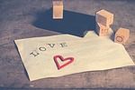 paper, love, valentine