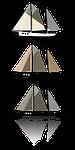 sailboat, yacht, ship