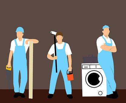 Handymen, Carpentry, Decorations