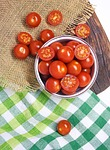 tomato, vegetable, background