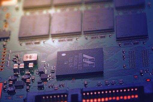 Technology, Industry, Big Data, Cpu