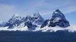 antarctica, glacier, snow