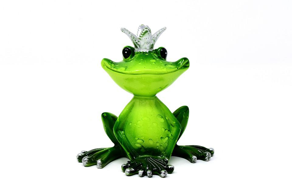 Grenouille Couronne grenouille prince · photo gratuite sur pixabay