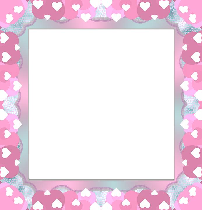 Rahmen Valentine Gästebuch · Kostenloses Bild auf Pixabay
