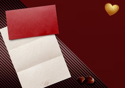 Heart, Paper, Envelope, Letters,124 Free images of Chocolate Day Related Images: Chocolate Love Heart  Valentine's Day  Candy  Hot Chocolate  Romantic  Romance  Valentine  Sweet