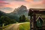 mountain, travel, nature