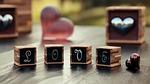 love, heart, wood