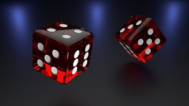 Dice, Chance, Gambling, Casino, Gaming
