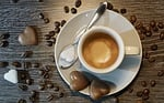 coffee, espresso, cup