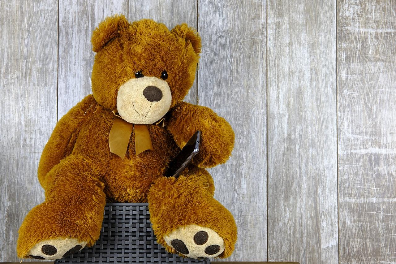 Ты мой любимый картинки с медведями, открытки
