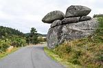 rock, road, pierre