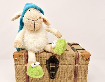 Lammas, Teddy Bear, Rinta, Pehmeä, Söpö