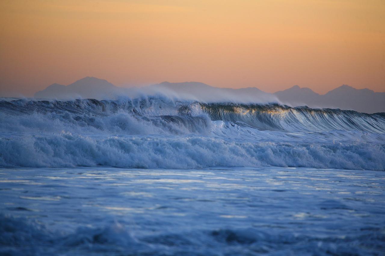 Картинка всего тихого океана