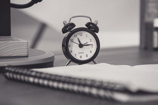 Time, Clock, Business, Watch, Quartz