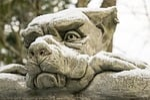 nature, animal, statue