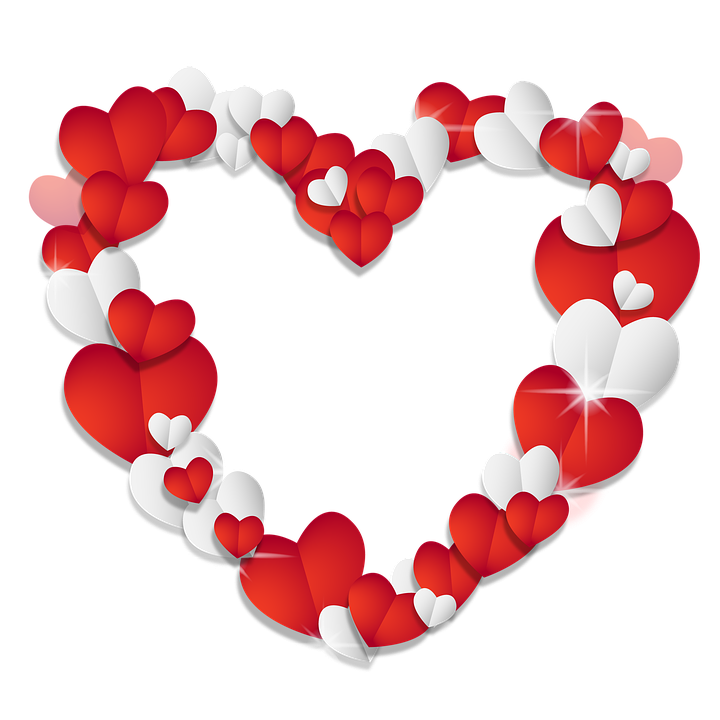 Heart Transparent Free Image On Pixabay