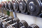 dumbbell, weight lifting, strength