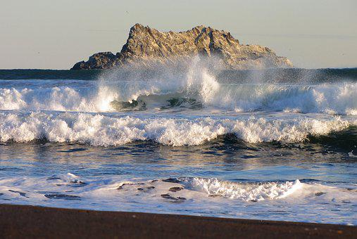 Seascape - Free pictures on Pixabay Pacific Ocean Waves