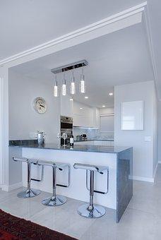 Modern Minimalist Kitchen, Contemporary