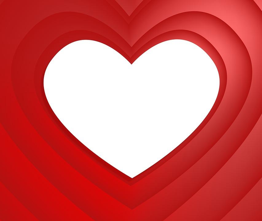 Heart Love Wallpaper Free Image On Pixabay