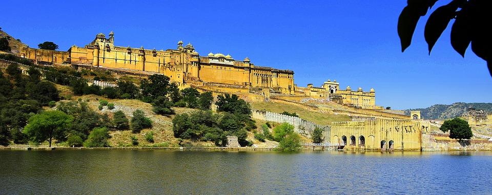 Amber Fort, Fort, Jaipur, Rajasthan, India