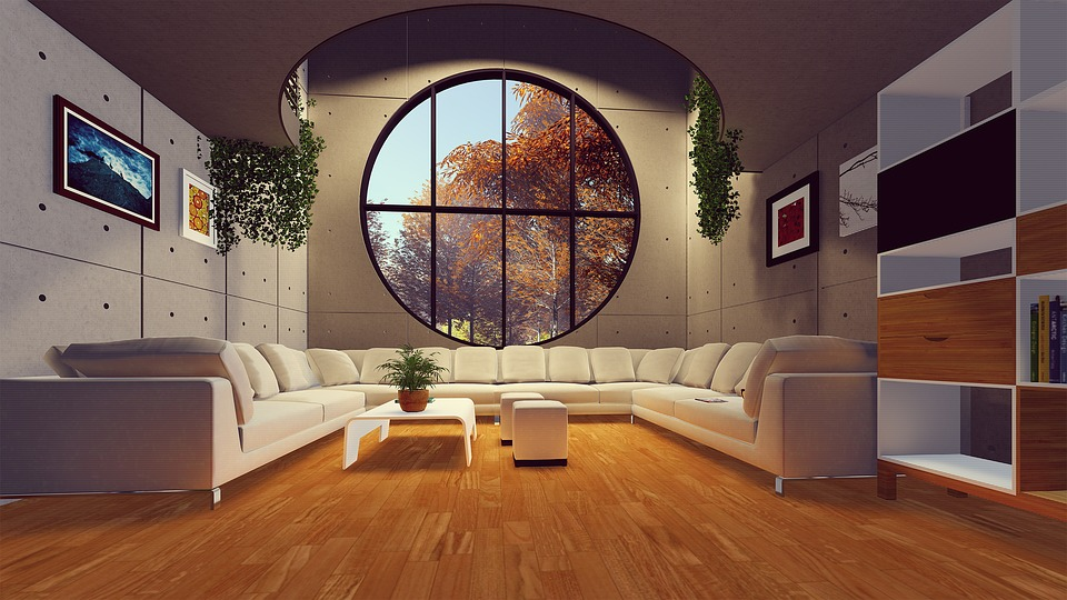 Interior, Furniture, Room, Window, Contemporary