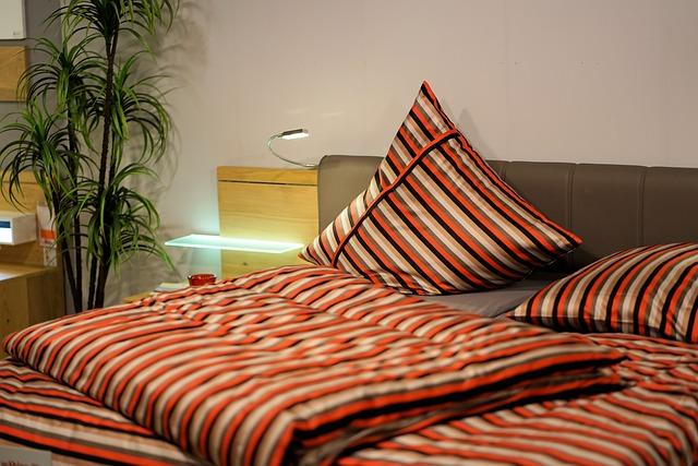 ベッドルーム, ベッド, ベッドのリネン, 家具, ホテル, ルーム, 睡眠, 宿泊, 居心地のよい