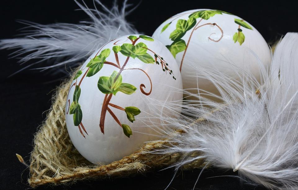 Пасха, Празднование, Яйцо, Пасхальные Яйца, Окрашенный
