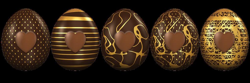 Páscoa, Ovos De Páscoa, Feliz Páscoa