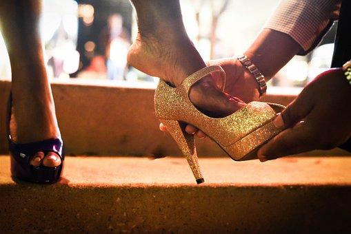 People, Adult, Woman, Cinderella