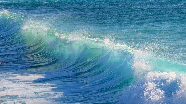 Surf, Water, Wave, Sea, Nature