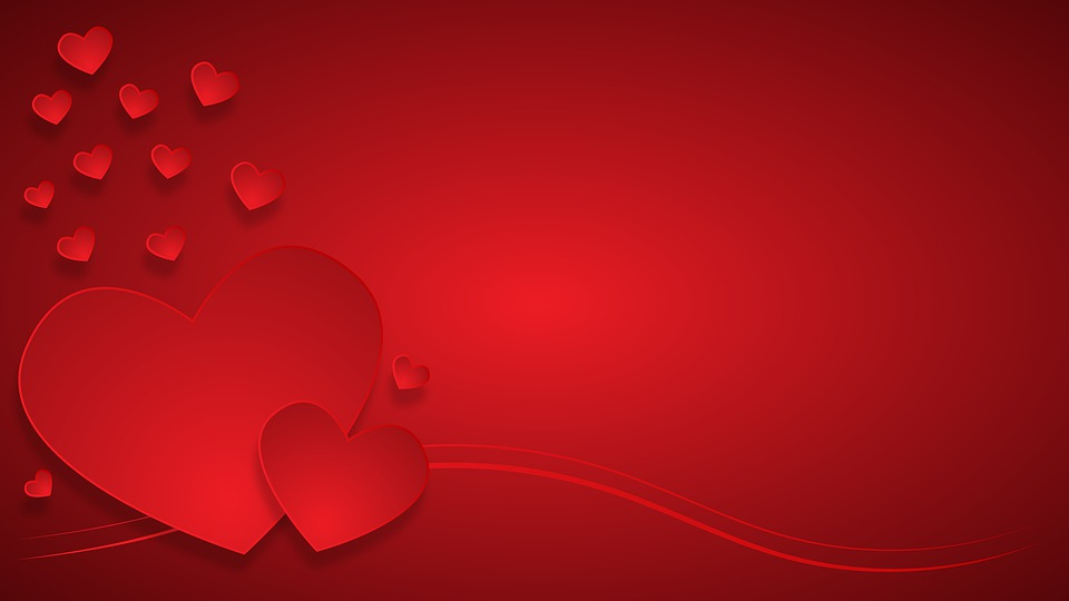 Frame Heart Wallpaper Background Love Heart