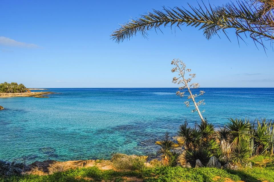 Seashore, Beach, Shore, Landscape, Island, Idyllic